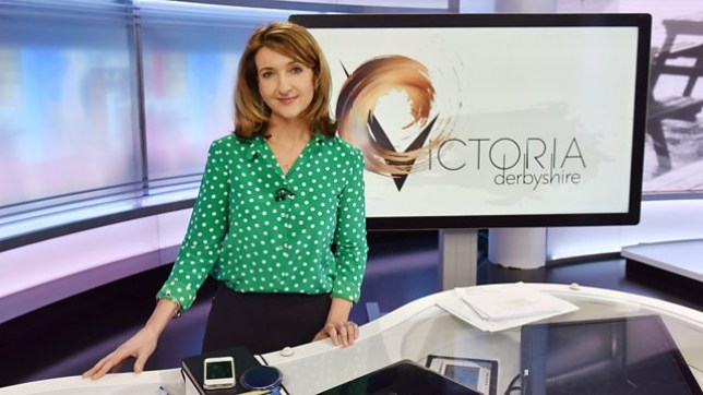 Victoria Derbyshire Showbbc 2