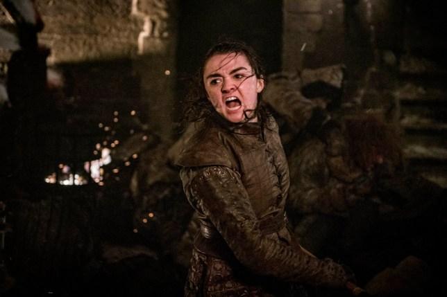Game Of Thrones' Arya