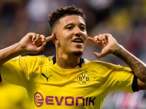 Manchester United and Chelsea target Jadon Sancho set to leave Borussia Dortmund this summer