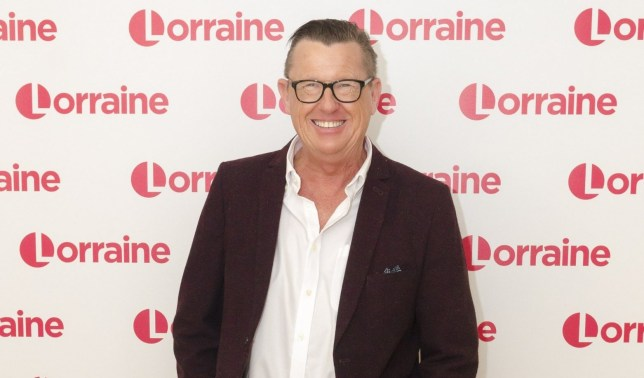 Editorial use only Mandatory Credit: Photo by S Meddle/ITV/REX (9086456w) Kevin Kennedy 'Lorraine' TV show, London, UK - 27 Sep 2017 SAYING GOODBYE TO A SOAP LEGEND After the sad news of Liz Dawn?s death, Kevin Kennedy AKA Curly Watts joins Lorraine and Dan Wootton to talk about the soap legend. Kevin was extremely close to Dawn during his time on the show and said she was like a auntie to him. NEWSPAPER FRONT PAGES VERA VT - BEST BITS MONTAGE KEVIN AND DAN SOFA
