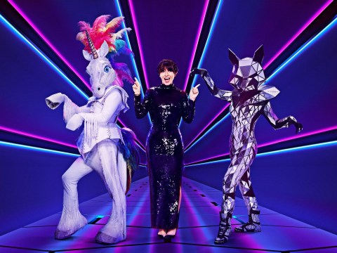 The Masked Singer UK: Davina McCall reveals fans are in for a shock as one celeb is putting on an accent to keep identity secret