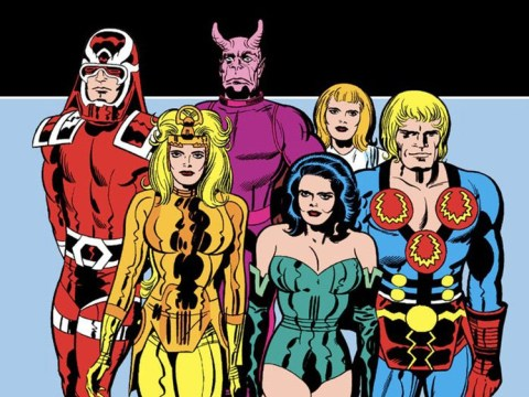 Marvel teases their first transgender character is coming to The Eternals