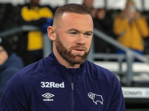 Wayne Rooney made new Derby County captain ahead of Championship debut against Barnsley