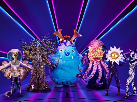 The Masked Singer contestants 'forced to wear balaclavas and visors' behind-the-scenes as ITV keep celebrity identities under wraps