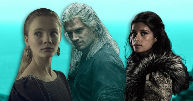 The Witcher timelines explained from Anya Chalotra's Yennefer to season 2