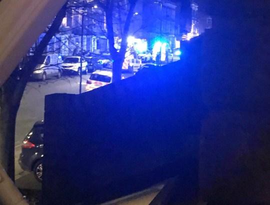 Finsbury park stabbing sandra smyth @missmissteapot ? 2h @999London serious police incident Lennox road, n4. #finsburypark