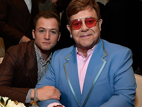 Taron Egerton admits he doesn't want Rocketman sequel as he gets cosy with Elton John