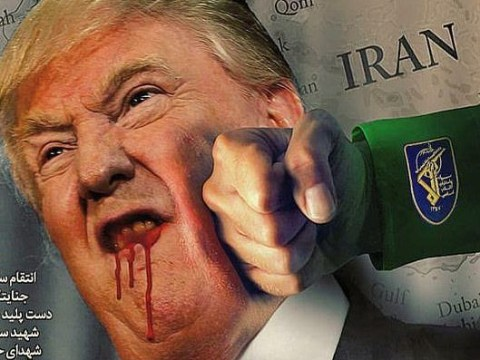 'Iran hacks US government website' warning 'this is just the beginning'