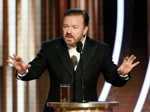 Ricky Gervais doesn't want to hear millionaires in their mansions complain as NHS tackle coronavirus on the frontline
