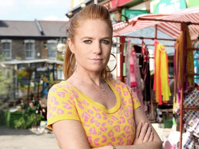 Patsy Palmer teases EastEnders return
