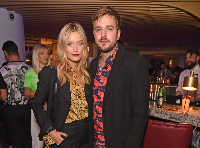 Laura Whitmore and Iain Stirling Love Island