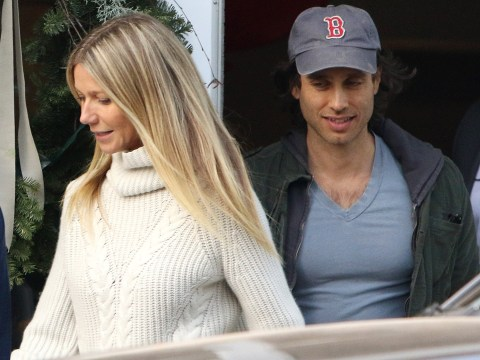 Gwyneth Paltrow jokingly laments her 'sex life is over' after moving in with husband Brad Falchuk