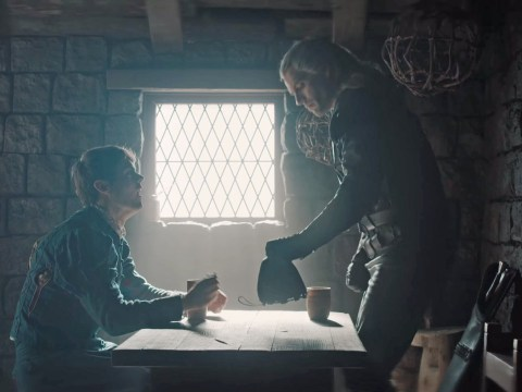 The Witcher fans start petition to make Geralt and Jaskier a couple