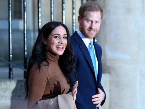Harry and Meghan's statement in full and how Buckingham Palace reacted