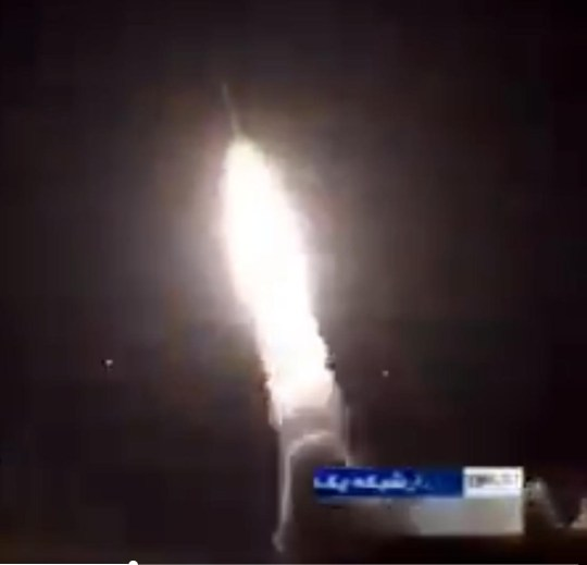 News Addict @addicted2newz 0/01/202 BREAKING: Iran launches missiles into US air bases in Iraq