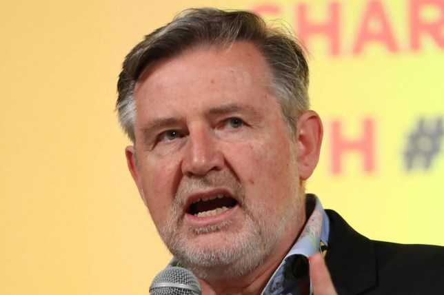 File photo dated 12/10/19 of Shadow international trade secretary, Barry Gardiner, 62, who has confirmed he is considering a late bid for the Labour leadership. PA Photo. Issue date: Thursday January 9, 2020. See PA story POLITICS Labour. Photo credit should read: Gareth Fuller/PA Wire