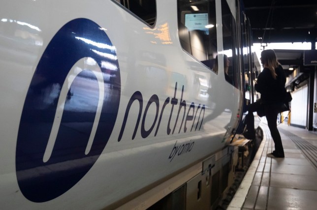 """A Northern train at Leeds Train Station as it is announced that the Northern Rail franchise will only be able to continue """"for a number of months"""". PA Photo. Picture date: Thursday January 9, 2020. The Northern Rail franchise will only be able to continue """"for a number of months"""", according to the most recent financial information, the Government has said. Transport Secretary Grant Shapps announced he is evaluating a proposal from the train operator on options for continuing its franchise. See PA story INDUSTRY Northern. Photo credit should read: Danny Lawson/PA Wire"""