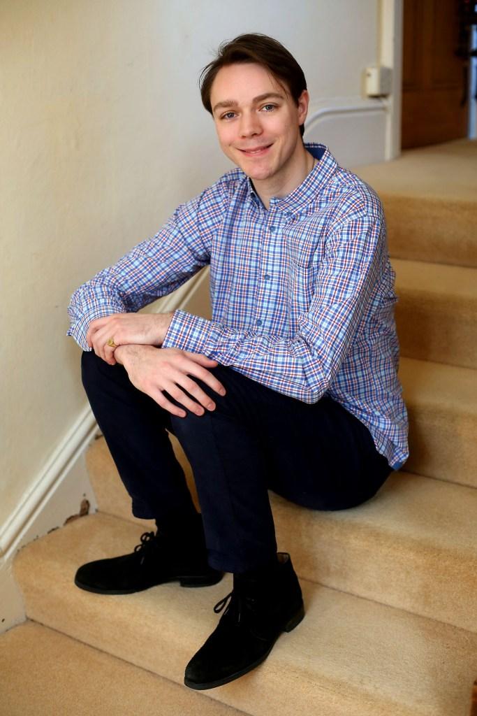 Harry Edmanson has type one diabetes