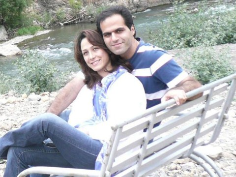 Man missed doomed flight that crashed in Iran but his wife boarded
