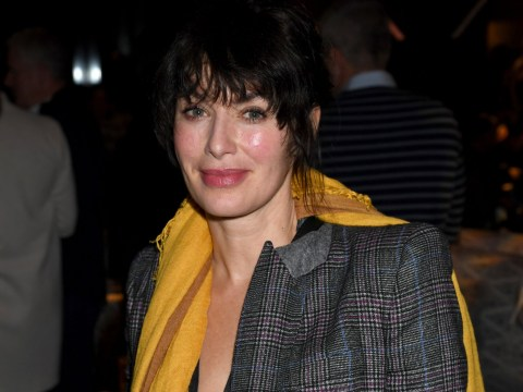 Game Of Thrones star Lena Headey serves up casual glam at The Outsider premiere