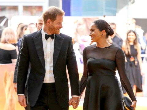 Meghan Markle 'signed Disney voiceover deal' before shock announcement