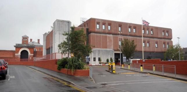 General view of HM Prison Bristol in Horfield, Bristol.