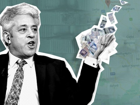 John Bercow spent £1,000 on taxi journey in final months as Speaker