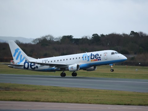 BA owner files complaint over Flybe government bailout