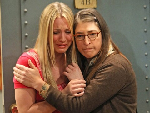 The Big Bang Theory's Mayim Bialik reaches out to Kaley Cuoco after emotional Instagram post: 'I miss us!'