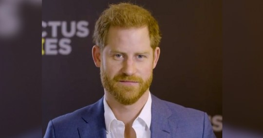 Prince Harry launched the next leg of his Invictus Games, for wounded and injured service personnel and veterans, with an Instagram video saying the event will held in Dusseldorf in 2022 (Picture: Instagram)