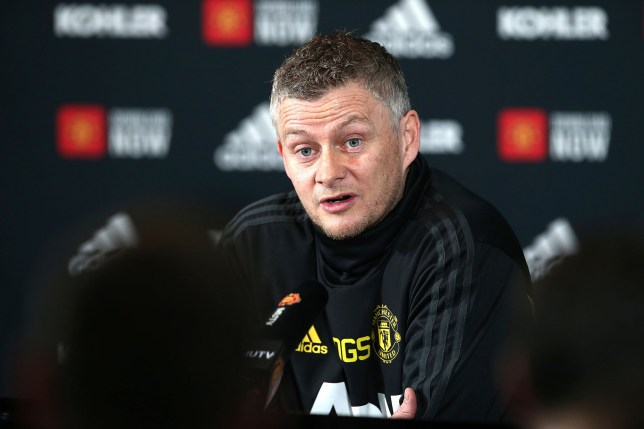 Ole Gunnar Solskjaer insists Manchester United have been close to beating Liverpool