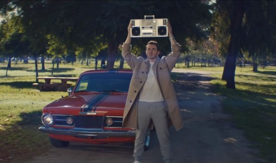 Picture: Jonas Brothers Jonas Brothers recreate famous films in new video