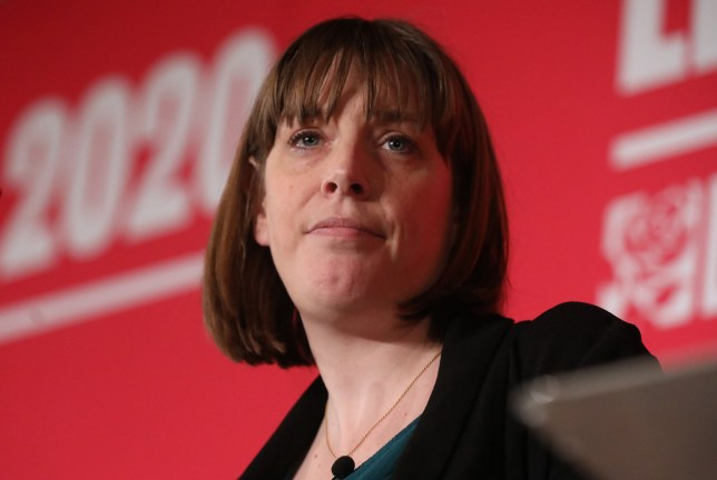 Jess Phillips during the Labour leadership hustings at the ACC Liverpool. Picture date: Saturday January 18, 2020. Photo credit should read: Isabel Infantes / EMPICS Entertainment.
