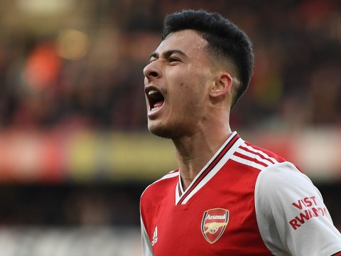 Mikel Arteta singles out Gabriel Martinelli for praise after Arsenal draw with Sheffield United
