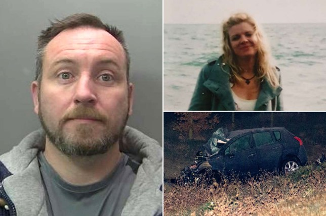 Drink driver jailed for killing mum and seriously injuring her two children