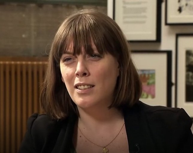 """Labour leadership candidate Jess Phillips has told Sophy Ridge on Sunday that people did not trust the party """"on the big issues of the day"""" during the general election campaign (Picture: Sky)"""
