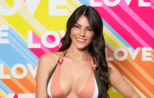 This image is strictly embargoed until 22.05 Sunday 19th January 2020 From ITV Studios Love Island: SR6 on ITV2 Pictured: Rebecca Gormley. This photograph is (C) ITV Plc and can only be reproduced for editorial purposes directly in connection with the programme or event mentioned above, or ITV plc. Once made available by ITV plc Picture Desk, this photograph can be reproduced once only up until the transmission [TX] date and no reproduction fee will be charged. Any subsequent usage may incur a fee. This photograph must not be manipulated [excluding basic cropping] in a manner which alters the visual appearance of the person photographed deemed detrimental or inappropriate by ITV plc Picture Desk. This photograph must not be syndicated to any other company, publication or website, or permanently archived, without the express written permission of ITV Picture Desk. Full Terms and conditions are available on the website www.itv.com/presscentre/itvpictures/terms For further information please contact: james.hilder@itv.com / 0207 157 3052