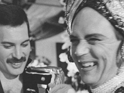 A rare photo of Freddie Mercury with never-mentioned Queen member emerges and we're crying