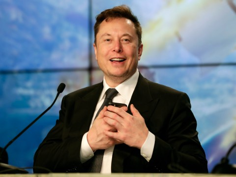 Elon Musk 'super fired up' as he reveals plan to ship thousands of people to Mars