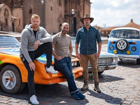 Top Gear is moving to BBC One following success with Freddie Flintoff, Paddy McGuinness and Chris Harris