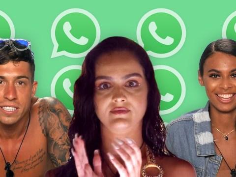 My Love Island WhatsApp group is a saviour when I struggle with my mental health