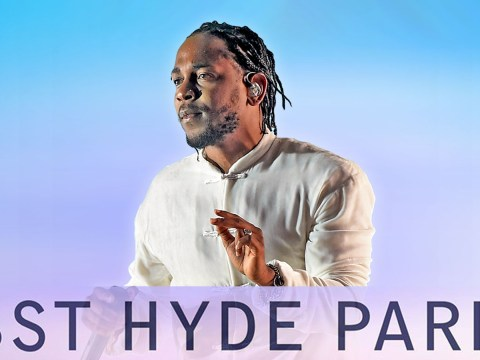 Kendrick Lamar headlining London's BST Hyde Park and we're too excited to be Humble