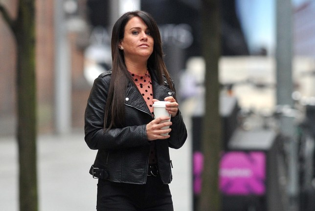 Tailgating drink driver says she felt 'exposed' after skirt blew up during arrest