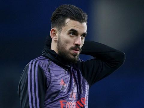 Dani Ceballos drops Arsenal exit hint after Chelsea draw