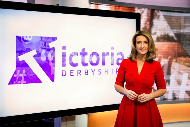 Victoria Derbyshire 'absolutely devastated' at show's axe and claims she wasn't even told about it