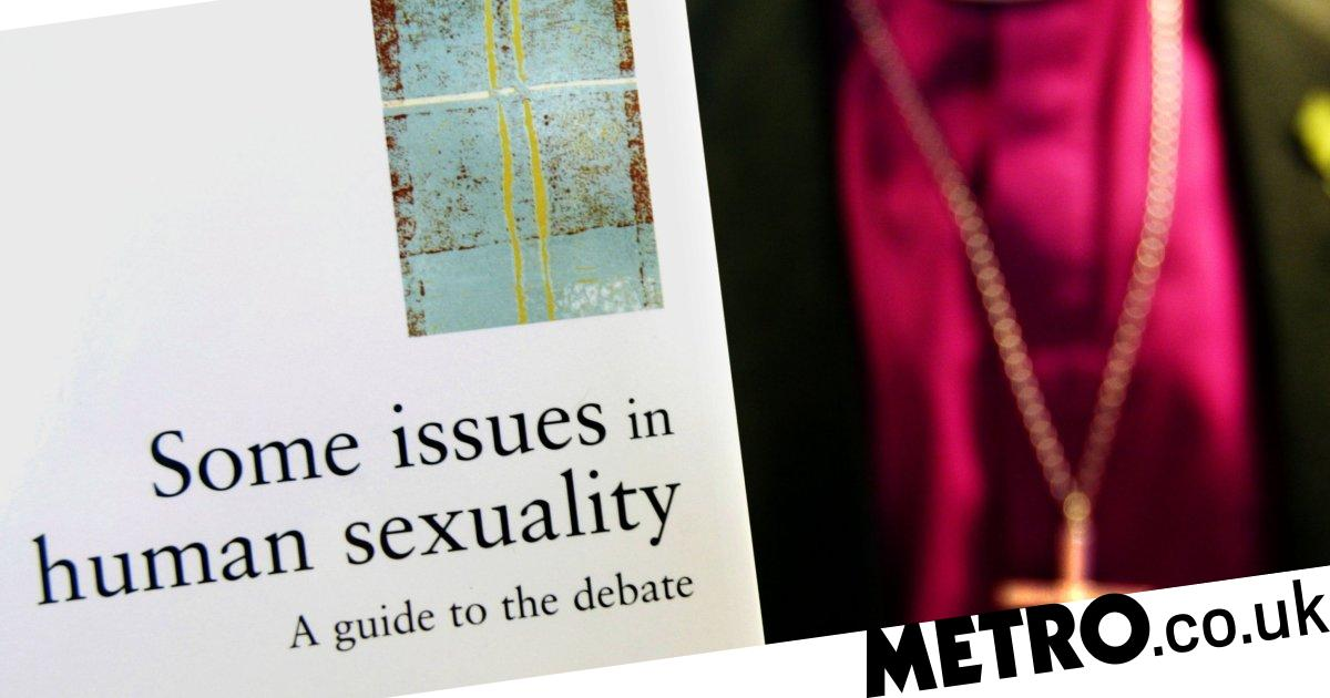 Sex is for married straight couples only, Church of England says