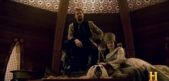 Vikings season 6 episode 9 Prince Oleg
