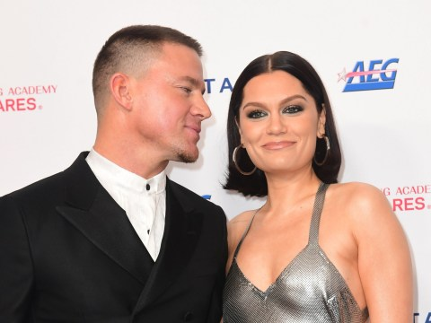 Channing Tatum and Jessie J seriously loved-up on red carpet after confirming reunion