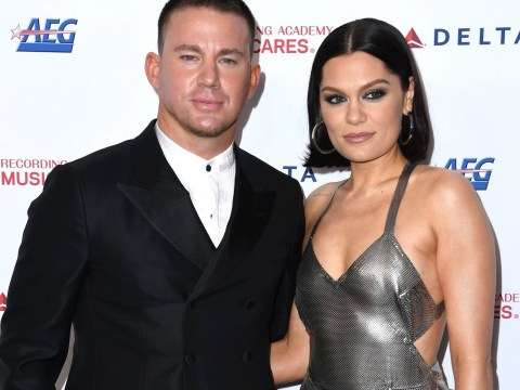 Channing Tatum and Jessie J 'getting it in' as they officially reunite after brief split