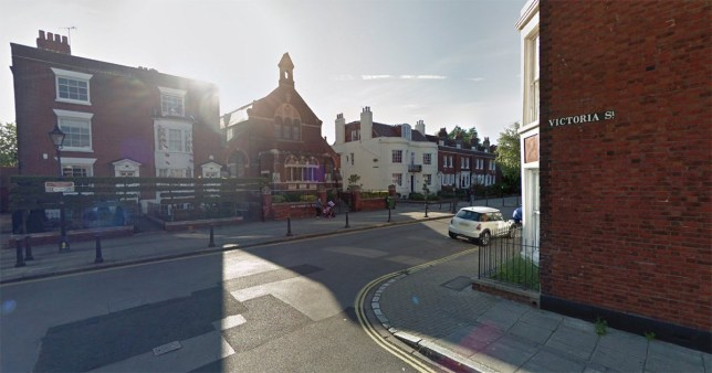 concern for mother after newborn baby found dead on street (Picture: Google)